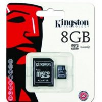 tarjeta-memoria-micro-sd-con-adapt-8-gb-kingston-clase-4