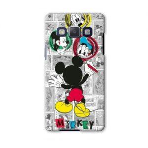 Mickey pintando