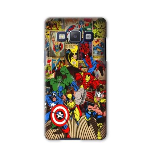 Mosaico Marvel