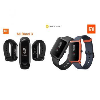 MI Band y Relojes inteligentes Xiaomi